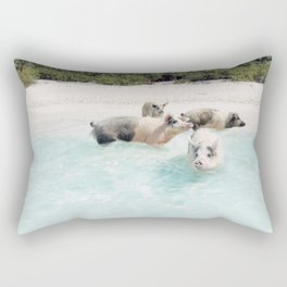 Exuma Beach Rectangular Pillow