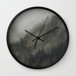 Take me home - Landscape Photography Wall Clock