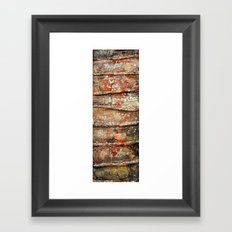 Levels of Hierachy Framed Art Print