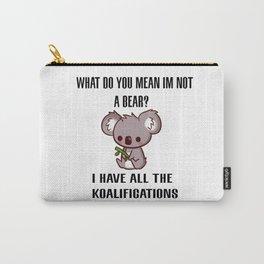 Kowala Bear Carry-All Pouch