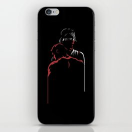 Devil's Heartbeat iPhone Skin