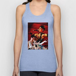 Do it With a Rockstar - Amanda Palmer Unisex Tank Top