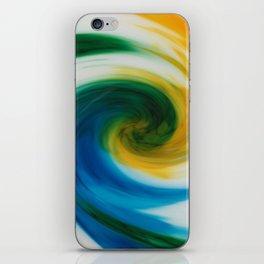 Milky Way Stir iPhone Skin