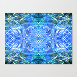 Digital Tripp Canvas Print