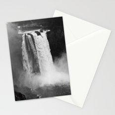 Snoqualmie Falls, WA Stationery Cards