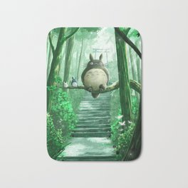 Spirit of the forest Bath Mat