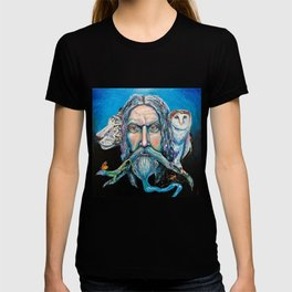 KEEPER OF THE WOOD T-shirt