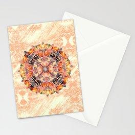 Chakra Mandala Stationery Cards