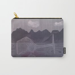Spilt Wishes Carry-All Pouch