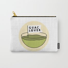 Guac Lover Carry-All Pouch