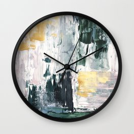 Infatuation Wall Clock