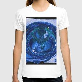 Free Vertical Composition #537 T-shirt