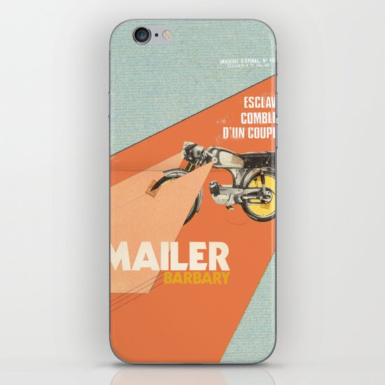 Mailer Barbary iPhone & iPod Skin
