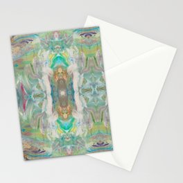 Marble Fantasy I Stationery Cards