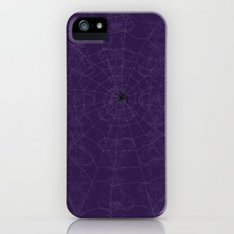 The Hunter and the Trap iPhone Case