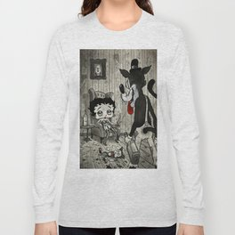 BETTY AND THE WOLF Long Sleeve T-shirt