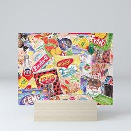 GOODIE BAG Mini Art Print
