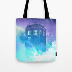 BBC Doctor Who Tardis Tote Bag