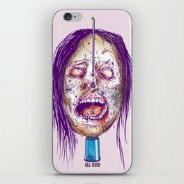 junkie iPhone Skin