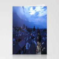 china Stationery Cards featuring China by Sphinxic
