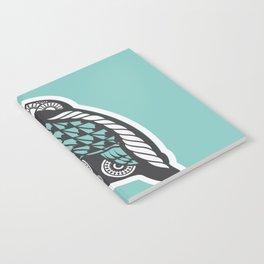 Ornament Bird Notebook