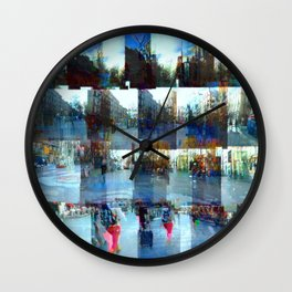 Resucitated amalgamation mixed by lurk arc sinews. Wall Clock