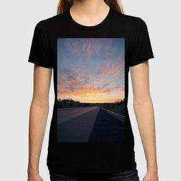 Johnstown sunrise. T-shirt
