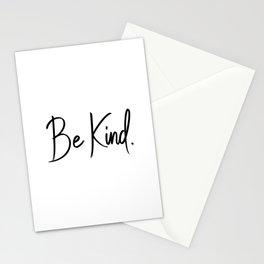 Be Kind. Stationery Cards