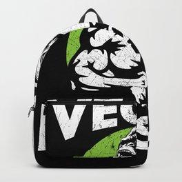 Vegan Muscle Backpack