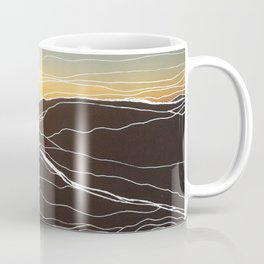 Sunrise Goat Rock 1 Coffee Mug