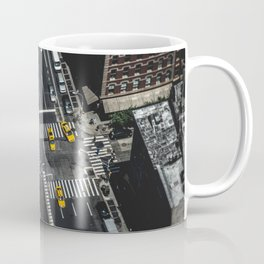 Little Yellow Cabs Coffee Mug