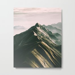 Augstmatthorn Metal Print