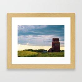 Red Rover Framed Art Print
