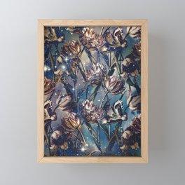 NIGHT FOREST XI Framed Mini Art Print