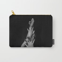 Frivolous Space Carry-All Pouch