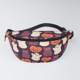 Halloween Marshmallows Fanny Pack