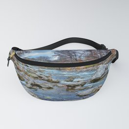 The River Fanny Pack