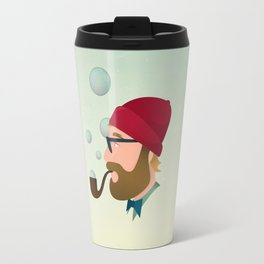 Soap bubble Hipster Travel Mug