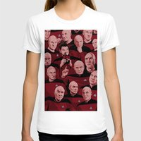 picard T-shirts featuring Picard Day by Brian J. Smith