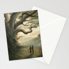 Sherlock Holmes - a patriarch among oaks Stationery Cards