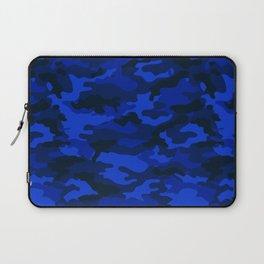 CAMO Deep Blue Laptop Sleeve