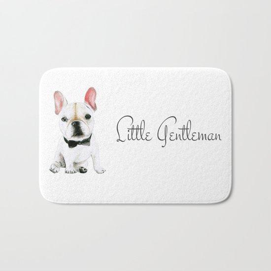 Little Gentleman Bath Mat