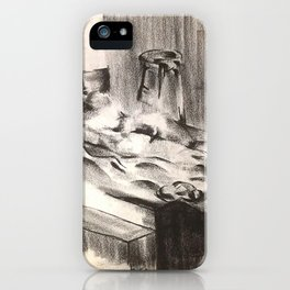 Rested iPhone Case