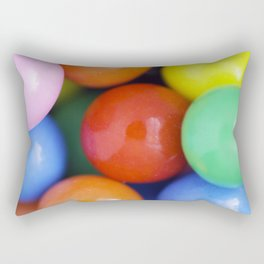 Gobstoppers Rectangular Pillow