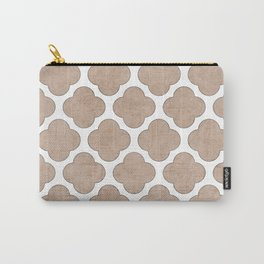 natural clover Carry-All Pouch