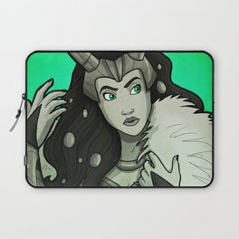 Lady Loki Laptop Sleeve