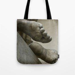 StoneFeet Tote Bag