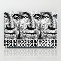 washington iPad Cases featuring Washington by Consumer Outfitters