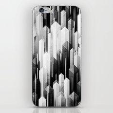 obelisk posture 3 (monochrome series) iPhone Skin
