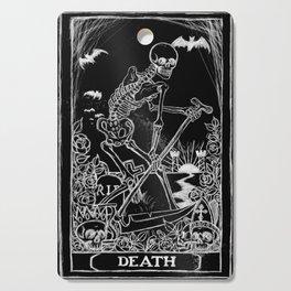 Death Card Cutting Board